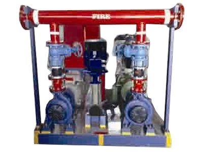 Domestic-Fire-Pumps-Set