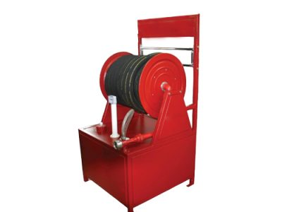 Fire-Hose-Reel-with-Foam-Tank