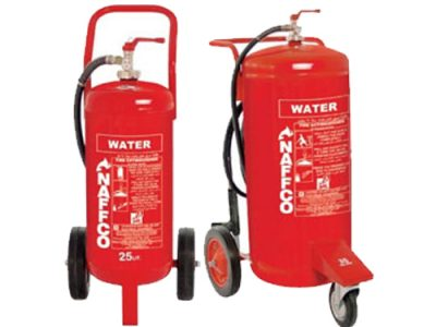 Mobile Extinguishers – Stored Pressure