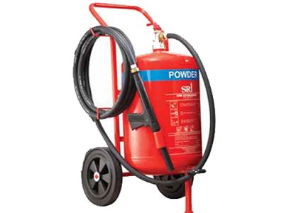 Mobile-extinguishers-Stored-Pressure-Type